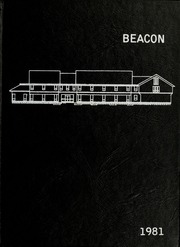 1981 Edition, College of the Albemarle - Beacon Yearbook (Elizabeth City, NC)