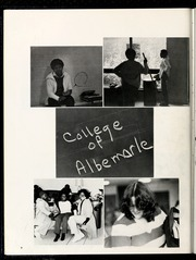 Page 12, 1983 Edition, College of the Albemarle - Beacon Yearbook (Elizabeth City, NC) online yearbook collection