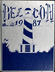 1987 Edition, College of the Albemarle - Beacon Yearbook (Elizabeth City, NC)
