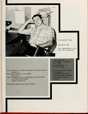 Page 7, 1978 Edition, Southeastern Community College - Ramblings Yearbook (Whiteville, NC) online yearbook collection