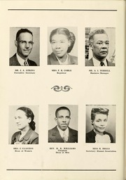 Page 10, 1949 Edition, Winston Salem State University - Ram Yearbook (Winston Salem, NC) online yearbook collection