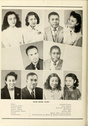 Page 14, 1949 Edition, Winston Salem State University - Ram Yearbook (Winston Salem, NC) online yearbook collection