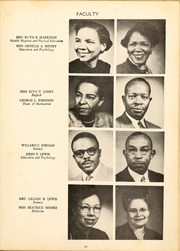 Page 15, 1953 Edition, Winston Salem State University - Ram Yearbook (Winston Salem, NC) online yearbook collection