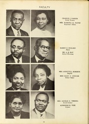 Page 16, 1953 Edition, Winston Salem State University - Ram Yearbook (Winston Salem, NC) online yearbook collection