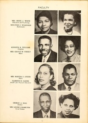 Page 17, 1953 Edition, Winston Salem State University - Ram Yearbook (Winston Salem, NC) online yearbook collection