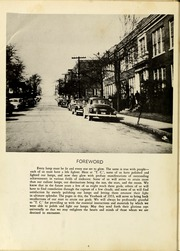 Page 8, 1953 Edition, Winston Salem State University - Ram Yearbook (Winston Salem, NC) online yearbook collection