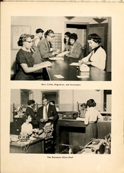 Page 15, 1957 Edition, Winston Salem State University - Ram Yearbook (Winston Salem, NC) online yearbook collection