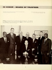 Page 12, 1965 Edition, Winston Salem State University - Ram Yearbook (Winston Salem, NC) online yearbook collection