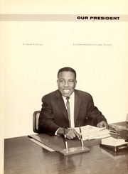 Page 13, 1965 Edition, Winston Salem State University - Ram Yearbook (Winston Salem, NC) online yearbook collection