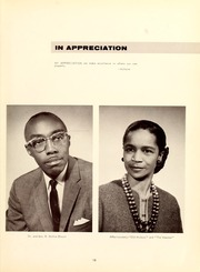 Page 17, 1965 Edition, Winston Salem State University - Ram Yearbook (Winston Salem, NC) online yearbook collection