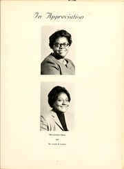 Page 11, 1969 Edition, Winston Salem State University - Ram Yearbook (Winston Salem, NC) online yearbook collection