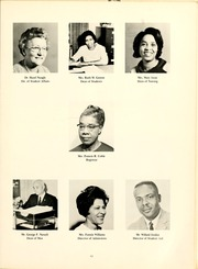 Page 17, 1969 Edition, Winston Salem State University - Ram Yearbook (Winston Salem, NC) online yearbook collection