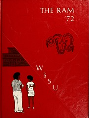 Page 1, 1972 Edition, Winston Salem State University - Ram Yearbook (Winston Salem, NC) online yearbook collection