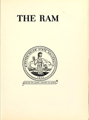 Page 5, 1972 Edition, Winston Salem State University - Ram Yearbook (Winston Salem, NC) online yearbook collection