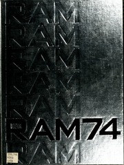1974 Edition, Winston Salem State University - Ram Yearbook (Winston Salem, NC)