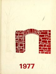 1977 Edition, Winston Salem State University - Ram Yearbook (Winston Salem, NC)
