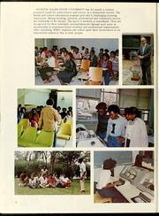 Page 10, 1979 Edition, Winston Salem State University - Ram Yearbook (Winston Salem, NC) online yearbook collection