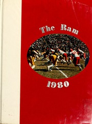 1980 Edition, Winston Salem State University - Ram Yearbook (Winston Salem, NC)
