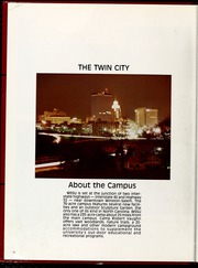 Page 14, 1986 Edition, Winston Salem State University - Ram Yearbook (Winston Salem, NC) online yearbook collection