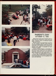 Page 15, 1986 Edition, Winston Salem State University - Ram Yearbook (Winston Salem, NC) online yearbook collection