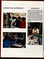 Page 16, 1986 Edition, Winston Salem State University - Ram Yearbook (Winston Salem, NC) online yearbook collection