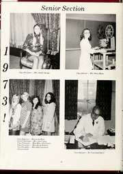 Page 14, 1973 Edition, North Carolina Baptist Hospital School of Nursing - White Matter Yearbook (Winston Salem, NC) online yearbook collection