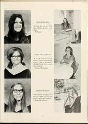Page 15, 1973 Edition, North Carolina Baptist Hospital School of Nursing - White Matter Yearbook (Winston Salem, NC) online yearbook collection