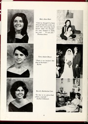 Page 16, 1973 Edition, North Carolina Baptist Hospital School of Nursing - White Matter Yearbook (Winston Salem, NC) online yearbook collection