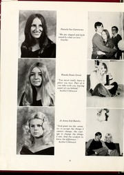Page 22, 1973 Edition, North Carolina Baptist Hospital School of Nursing - White Matter Yearbook (Winston Salem, NC) online yearbook collection