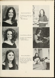 Page 23, 1973 Edition, North Carolina Baptist Hospital School of Nursing - White Matter Yearbook (Winston Salem, NC) online yearbook collection