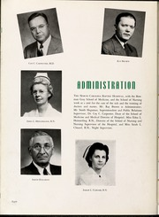 Page 12, 1945 Edition, Wake Forest School of Medicine - Gray Matter Yearbook (Winston Salem, NC) online yearbook collection