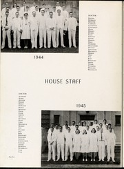 Page 16, 1945 Edition, Wake Forest School of Medicine - Gray Matter Yearbook (Winston Salem, NC) online yearbook collection