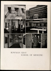 Page 10, 1948 Edition, Wake Forest School of Medicine - Gray Matter Yearbook (Winston Salem, NC) online yearbook collection