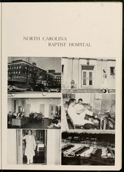 Page 11, 1948 Edition, Wake Forest School of Medicine - Gray Matter Yearbook (Winston Salem, NC) online yearbook collection