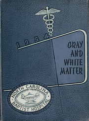 Page 1, 1954 Edition, Wake Forest School of Medicine - Gray Matter Yearbook (Winston Salem, NC) online yearbook collection