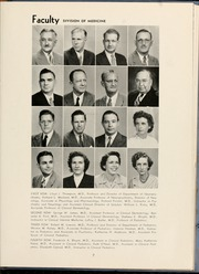 Page 11, 1954 Edition, Wake Forest School of Medicine - Gray Matter Yearbook (Winston Salem, NC) online yearbook collection