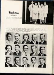 Page 16, 1954 Edition, Wake Forest School of Medicine - Gray Matter Yearbook (Winston Salem, NC) online yearbook collection