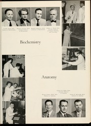 Page 17, 1956 Edition, Wake Forest School of Medicine - Gray Matter Yearbook (Winston Salem, NC) online yearbook collection
