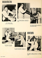 Page 18, 1958 Edition, Wake Forest School of Medicine - Gray Matter Yearbook (Winston Salem, NC) online yearbook collection