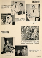 Page 23, 1958 Edition, Wake Forest School of Medicine - Gray Matter Yearbook (Winston Salem, NC) online yearbook collection