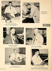 Page 24, 1958 Edition, Wake Forest School of Medicine - Gray Matter Yearbook (Winston Salem, NC) online yearbook collection