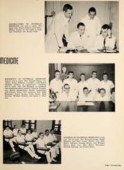 Page 25, 1958 Edition, Wake Forest School of Medicine - Gray Matter Yearbook (Winston Salem, NC) online yearbook collection