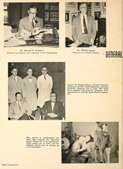 Page 26, 1958 Edition, Wake Forest School of Medicine - Gray Matter Yearbook (Winston Salem, NC) online yearbook collection