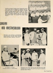 Page 27, 1958 Edition, Wake Forest School of Medicine - Gray Matter Yearbook (Winston Salem, NC) online yearbook collection