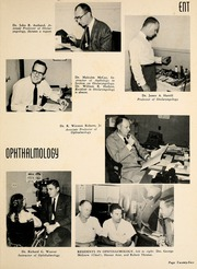 Page 29, 1958 Edition, Wake Forest School of Medicine - Gray Matter Yearbook (Winston Salem, NC) online yearbook collection
