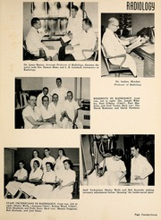 Page 31, 1958 Edition, Wake Forest School of Medicine - Gray Matter Yearbook (Winston Salem, NC) online yearbook collection