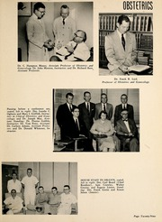Page 33, 1958 Edition, Wake Forest School of Medicine - Gray Matter Yearbook (Winston Salem, NC) online yearbook collection