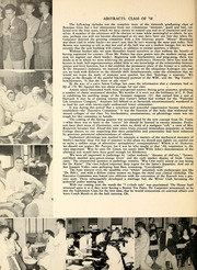 Page 8, 1958 Edition, Wake Forest School of Medicine - Gray Matter Yearbook (Winston Salem, NC) online yearbook collection