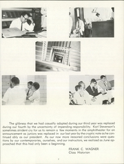 Page 11, 1966 Edition, Wake Forest School of Medicine - Gray Matter Yearbook (Winston Salem, NC) online yearbook collection
