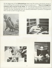 Page 14, 1966 Edition, Wake Forest School of Medicine - Gray Matter Yearbook (Winston Salem, NC) online yearbook collection